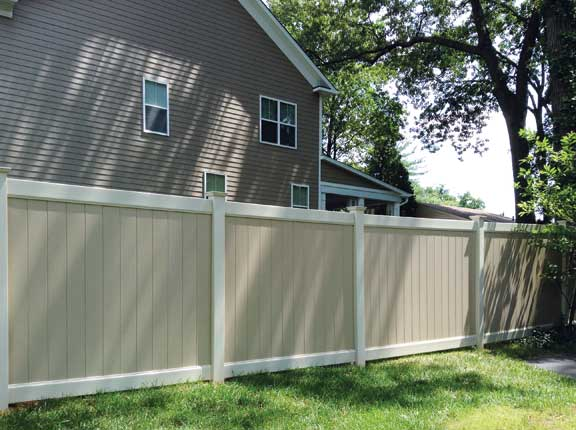 Activeyards Vinyl Fencing