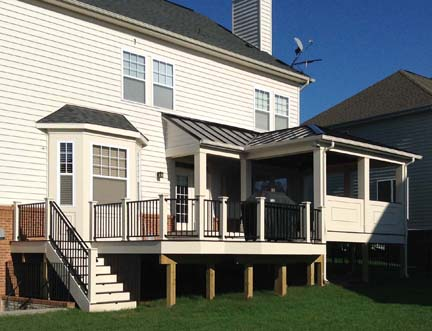 Trex Deck and Porch