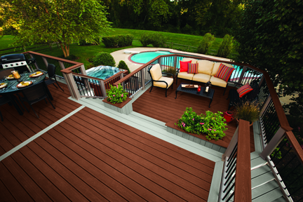 Trex Deck-Chantilly-VA