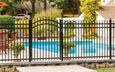Aluminum Gate Pool