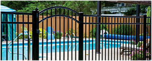 ActiveYards Pool fence