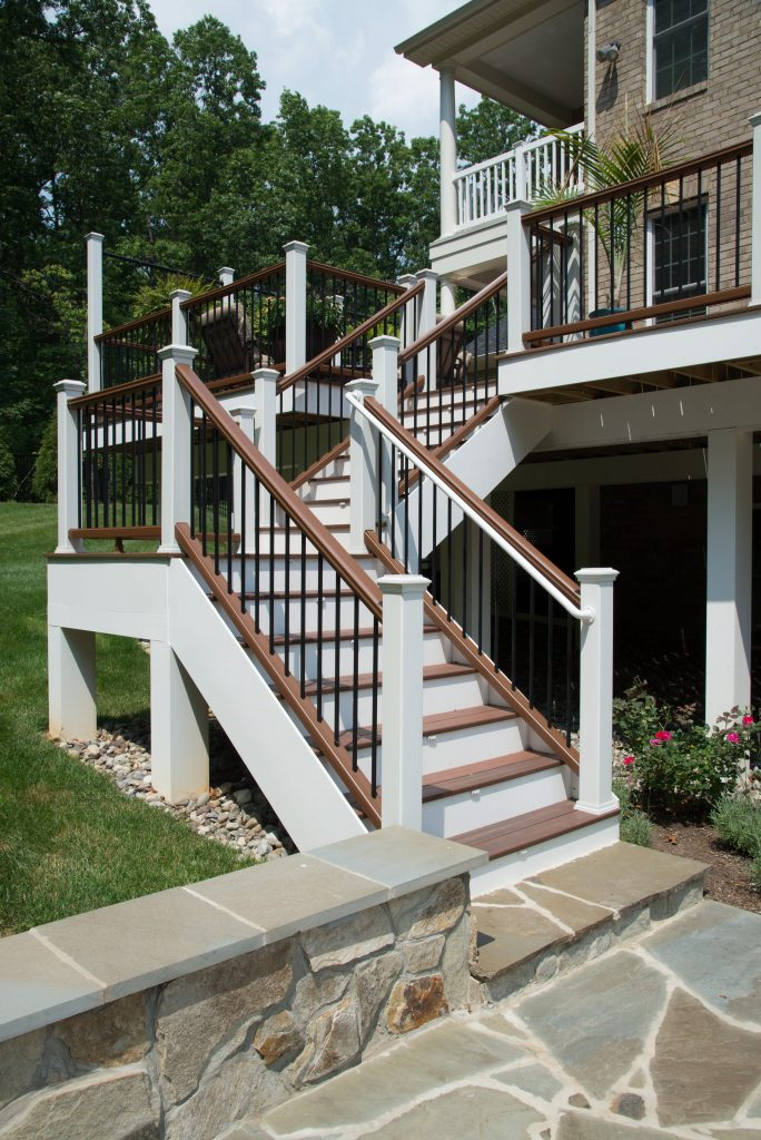 Deck Sterling Decking Installer Builders Fence Company