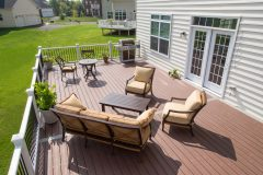 41970 Devonwood Way, Ahsburn, VA 20148 : Builders Fence Company