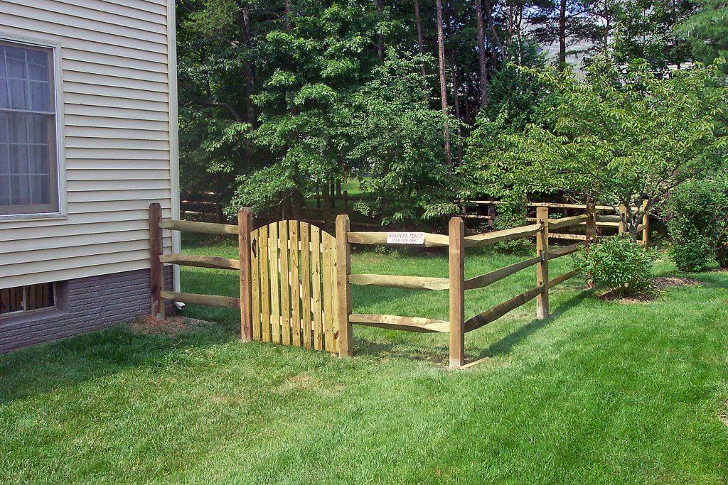Custom Wood Fence Installation Fence Style Builders