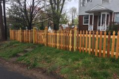 wrc colonial gothic picket